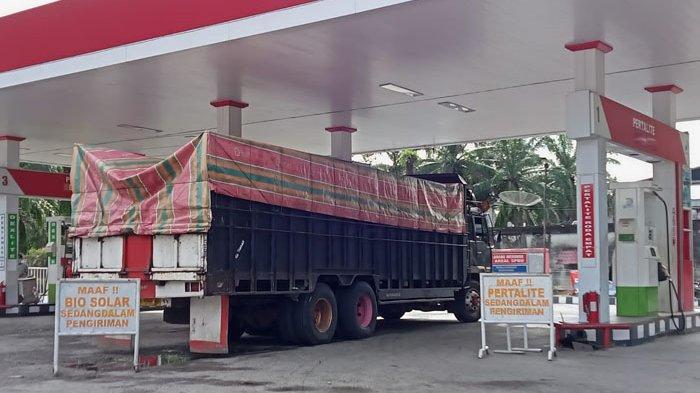 Pertalite Kosong di Nagan Raya, Ingin Isi BBM Pengendara Mengeluh, Ini Lokasi Kosong Stok