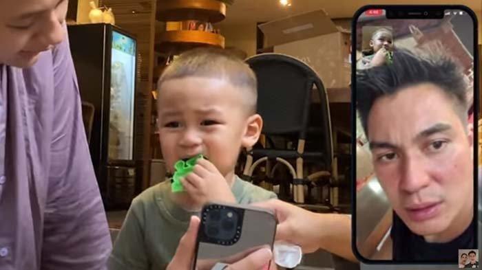 Kiano Anak Baim Wong Jarinya Kejepit Pintu, Paula Verhoeven Panik, Begini Kondisinya