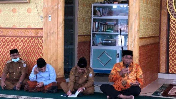 Puluhan Imam Masjid Temui Bupati Aceh Singkil, Ini yang Dibahas