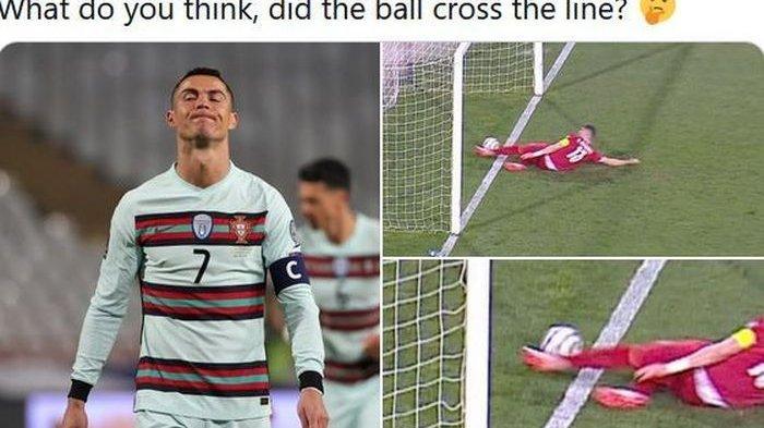 Pengakuaan Stefan Mitrovic, Bek Andalan Pelatih Serbia saat Tekel Bola Ronaldo ke Gawang Serbia