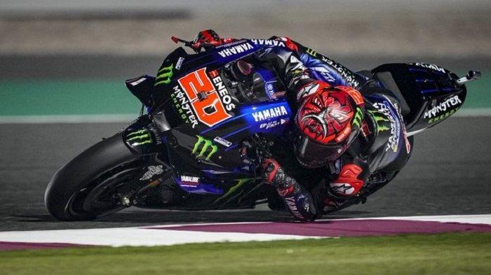 Fabio Quartararo Start Terdepan di MotoGP Spanyol 2021, Rebut Pole Position Kedua Musim Ini