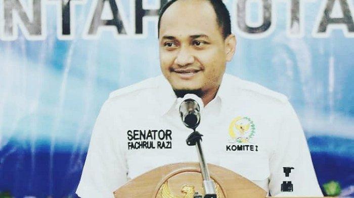 Ketua Komite I DPD RI, Kota Takengon Berpeluang Masuk Calon Daerah Otonomi Baru Tahun 2021