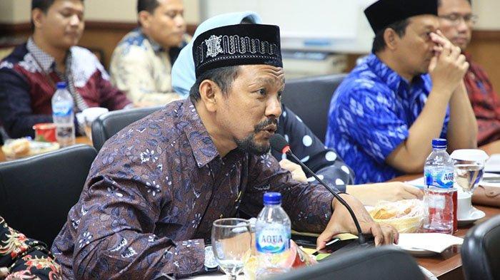 Di Depan Menkes Terawan, Senator Fadhil Rahmi Perjuangkan Ambulans Laut untuk Pulo Aceh