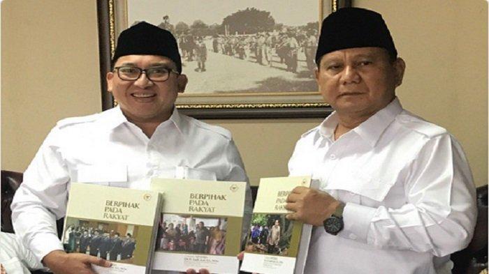 Terkait Usulan Usung Jokowi-Prabowo di Pilpres,  Fadli Zon Tuding Qodari Ingin Menjegal Prabowo