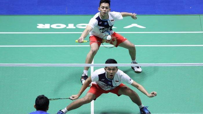 Hasil Lengkap China Open 2019 - 4 Wakil Indonesia Lolos Semifinal, Marcus/Kevin Jumpa Fajar/Rian