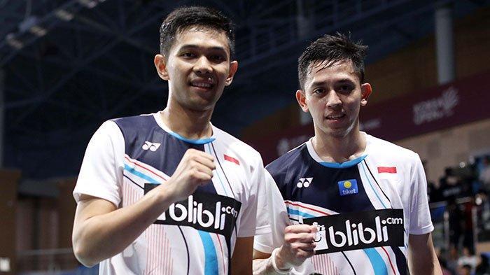 Rekap Hasil Thailand Open 2021: 6 Wakil Indonesia ke Perempat Final, Leo/Daniel Kejutkan Fajar/Rian