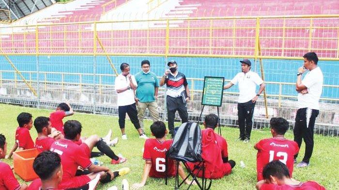 Tiga Laga, Cetak 14 Gol Uji Coba Tim PON Aceh