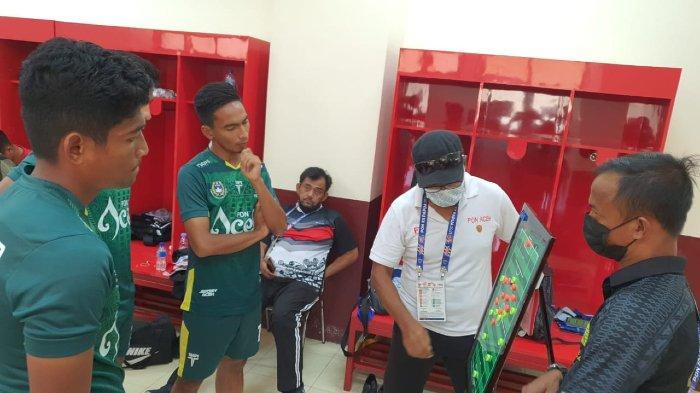 Lawan Tuan Rumah Papua di Babak Enam Besar, Berikut Prakiraan Susunan Pemain Tim Sepak Bola PON Aceh