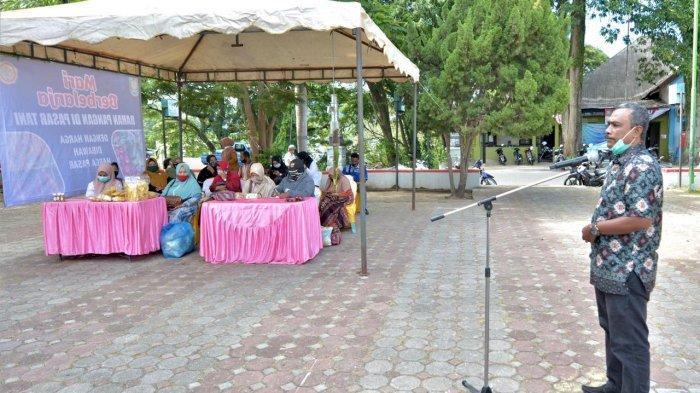 Untuk Meringankan Beban Masyarakat, Pemko Sabang Gelar Pasar Tani