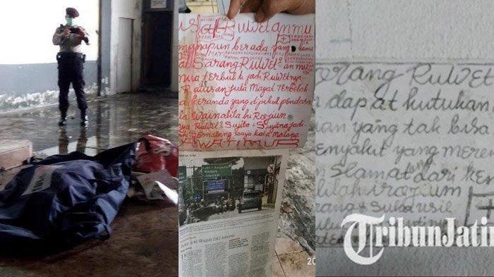 Kasus Mutilasi Wanita di Malang, Ada Pesan-pesan Aneh Hingga Tato Misterius di Tubuh Korban