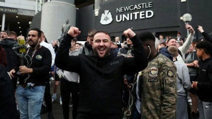 Penggemar Newcastle United Mulai Bermimpi Besar, Harapkan Kembali Berjaya di Liga Premier