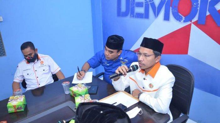 PKS Banda Aceh Silaturahmi ke Demokrat, Singgung Soal Koalisi dalam Pemilihan Wali Kota Tahun 2024