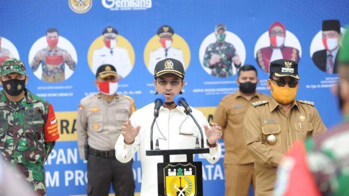 Jangan Remehkan Covid-19, DPRK Banda Aceh Mengusulkan 5 Ribu Tes Swab Secara Massal