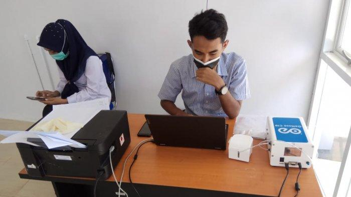 Genose Covid-19 Tersedia di Bandara Malikussaleh Aceh Utara, Ini Beda dengan PCR dan Rapid Antigen