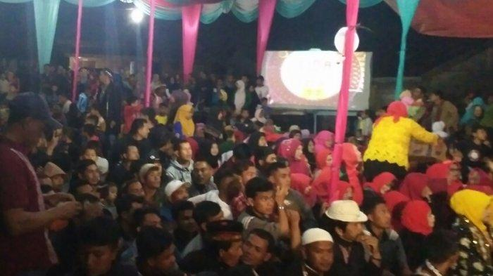 Melihat Keriuhan Kampung Darussalam, Tanah Kelahiran Faul, Bintang Liga Dangdut Indonesia 2019