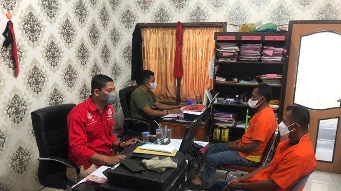 Abu Keune Laporkan Judi Online ke Kapolda, Polisi Tangkap 6 Pemuda Agen Chip di Geumpang