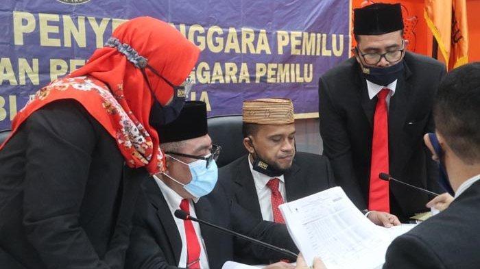 DKPP Periksa Komisioner KIP dan Panwaslih Aceh Timur