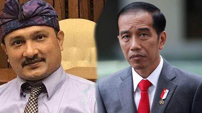 Ferdinand Hutahaean Sindir Jokowi Pencitraan saat Tinjau Lokasi Bencana: Saya Bukannya Benci