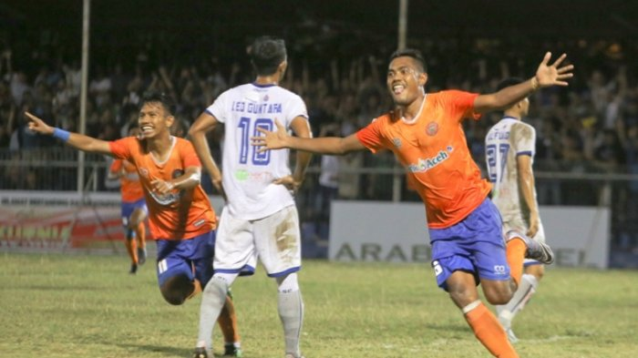 Bermarkas di Yogyakarta Selama Liga 1 2020, Berikut Komentar Kapten Persiraja Ferry Komul