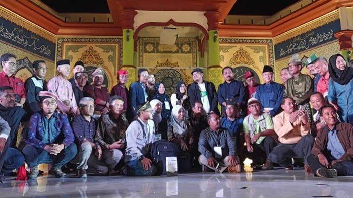 Penyair Pidie Jaya Ikuti Festival Sastra Internasional Gunung Bintan di Kepulauan Riau
