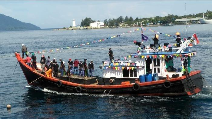 Malam Ini, Ada Boat Night Exhibition di Teluk Sabang