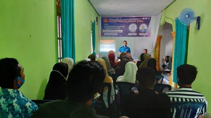 KNPI dan LKP Banita Putri Darul Makmur Adakan Pendidikan Wawasan Kebangsaan di Nagan Raya