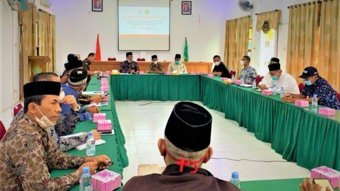 Kemenag Aceh Barat Sikapi Kasus Penyebaran Buku Dugaan Pendangkalan Akidah di Meulaboh