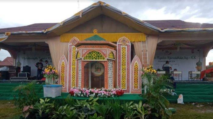 Besok Musabaqah Tunas Ramadhan Aceh ke-20 di Aceh Singkil Dibuka, Kontingen Mulai Berdatangan