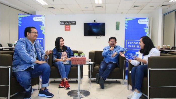 FIFGROUP Gelar Webinar Dan Kompetisi Menulis Untuk Universitas Dari Sabang Sampai Merauke