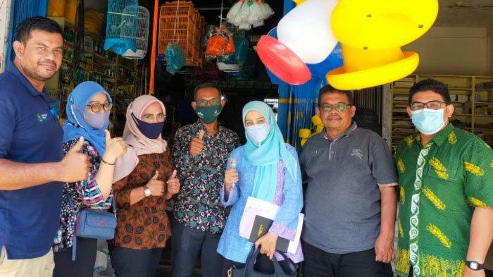 Komisi Pengawas Pupuk Sidak ke Sejumlah Kios Pupuk di Abdya
