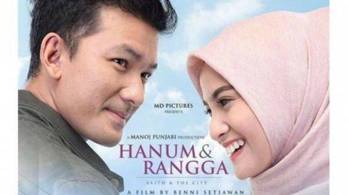 Film Hanum & Rangga: Faith & The City, Tayang di Bioskop Spesial Trans TV Malam Ini