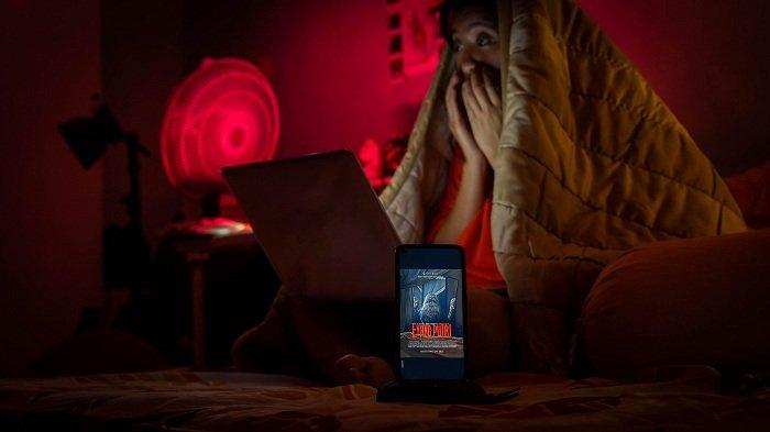 MAXstream Rilis'Eyang Putri',Film Horor Klasik Tentang Teror Klenik Keluarga, Tayang Sejak Jumat