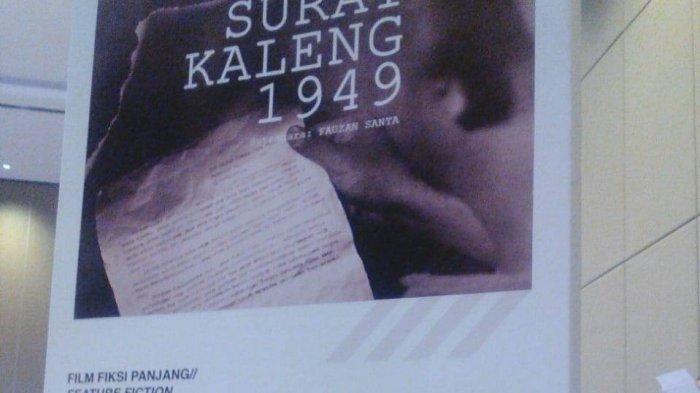 Film Surat Kaleng 1949 Karya Sutradara asal Acehdan NovelKura-Kura Berjanggut Ikut Program Akatara
