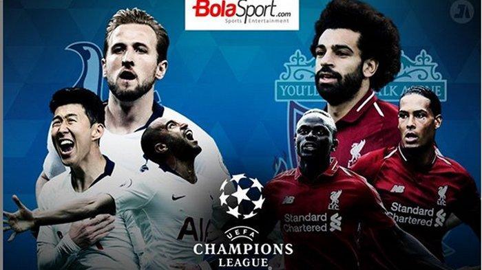Final Liga Champion 2019 - Pemain Tottenham Hotspur Jalani Latihan Ekstrem, Termasuk Lewati Bara Api