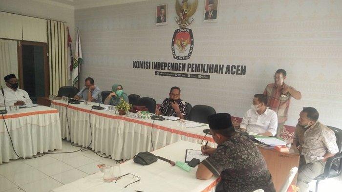 BREAKING NEWS - KIP Aceh Finalisasi Tahapan Pilkada Aceh Tahun 2022