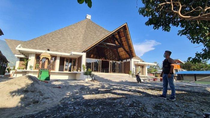 Besok, Gubernur Nova Dijadwalkan Resmikan Masjid Bantuan Masyarakat Aceh di Palu