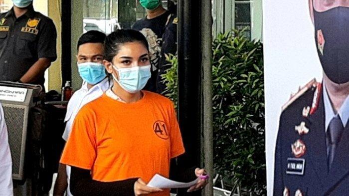 Keponakan Penyanyi Ashanty, Millen Cyrus, Dijebloskan ke Sel Pria Terkait Kasus Narkoba