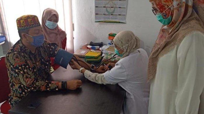 Klinik Unimal Bakal Buka Cek Golongan Darah untuk Mahasiswa