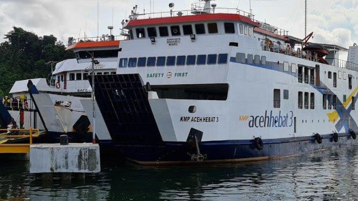 ASDP: Jelang Idul Fitri, Jadwal Terakhir Pelayaran dari Simeulue ke Daratan Aceh 11 Mei, Ini Rutenya