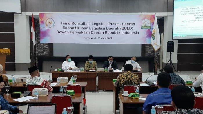 DPD RI Tegaskan Setuju Pilkada 2022 Digelar di Aceh
