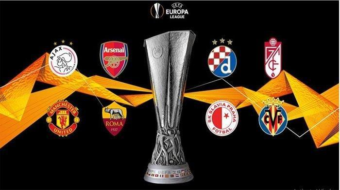 Jadwal Semifinal Liga Europa - Man United vs Roma, Villarreal vs Arsenal
