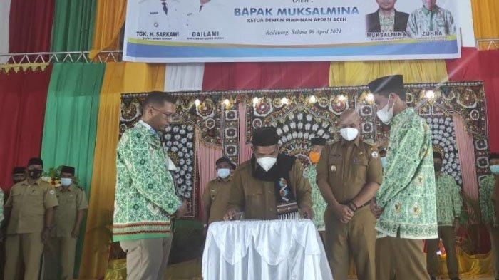Sarkawi Minta Camat Persiapkan Pilkades 2021
