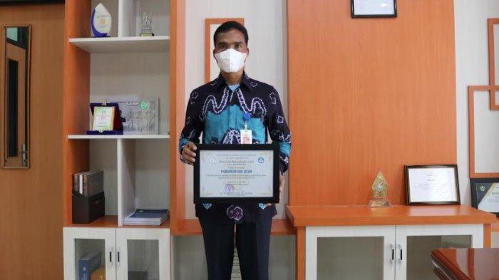 Unimal Lhokseumawe Beri Penghargaan untuk Pemerintah Aceh Karena Prestasi Ini