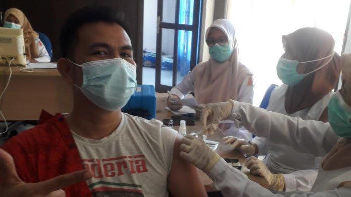 ASN Pemkab Nagan Raya Ikut Vaksinasi Dosis II dalam Bulan Ramadhan