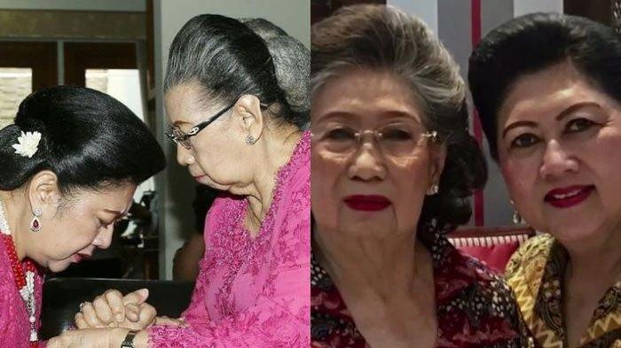 Punya 17 Cicit, Sunarti Istri Komandan RPKAD Sarwo Edhie Masih Tampak Bugar, Iklas Jalani Hidup