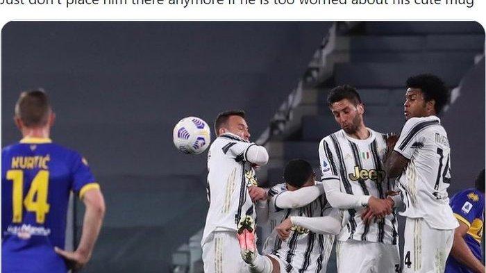 Tak Becus jadi Pagar Betis Lawan Parma, Diego Forlan Sindir Ronaldo Sosok Pesolek di Depan Cermin