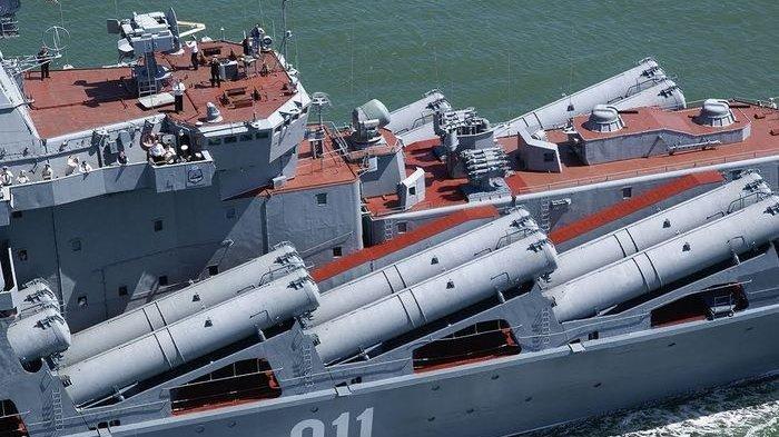 Ditakuti AS, Senjata Rusia Ini Diklaim Terkuat di Laut dan Punya Peluru Kendali Berteknologi Siluman