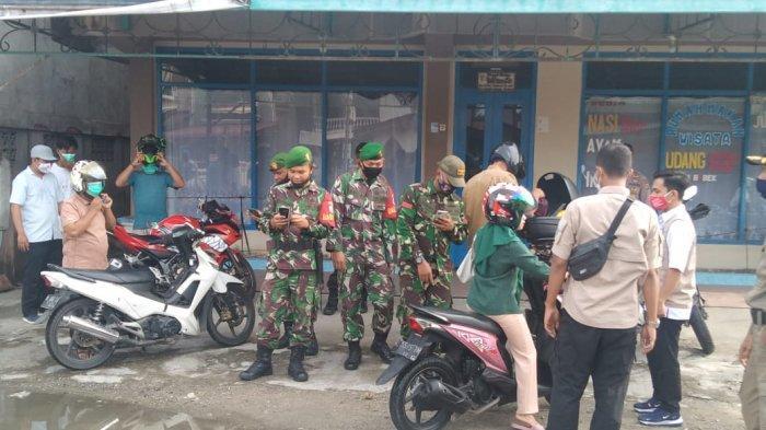Tim Gabungan Aceh Selatan Gencarkan Razia Masker
