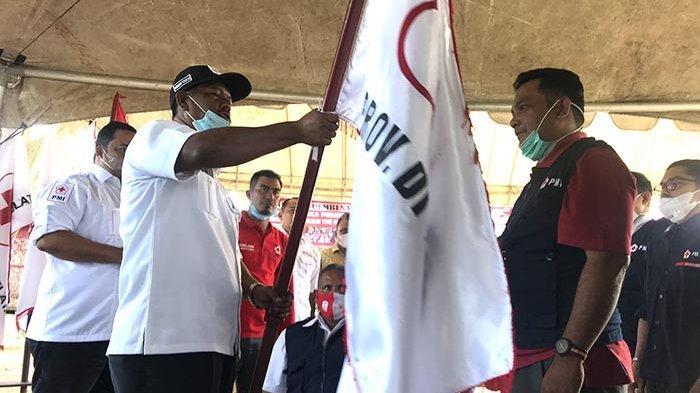 Ketua PMI Aceh Kukuhkan Kepengurusan Perdana Forum Komunikasi TSR PMI Aceh