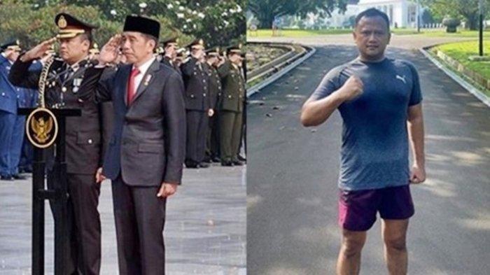 Jokowi Pilih Kombes Pol Adi Vivid, Anak Eks Kapolri Da'i Bachtiar jadi Ajudannya, Berawal dari Mimpi